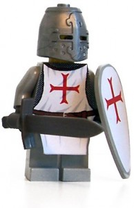 Crusaders Lego Guy